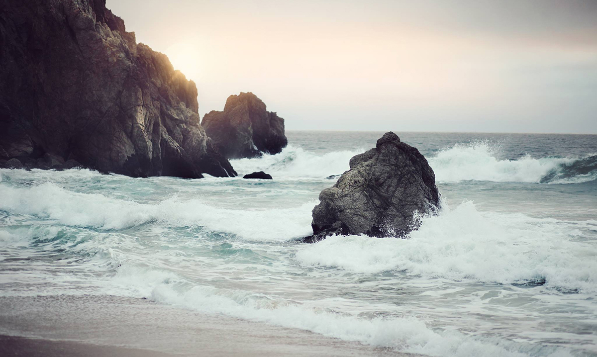 Sea Coast of Ireland